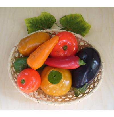 "Муляжи ""Корзина с овощами"""
