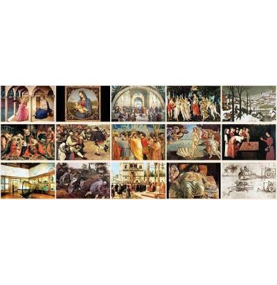 Слайд-альбом Ренессанс и реформация (100шт)