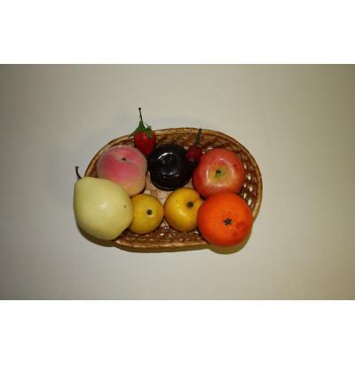 Муляжи Корзина фруктов
