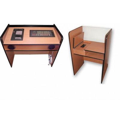 Лингафонный кабинет Диалог 1 (на 12 мест) стационарный