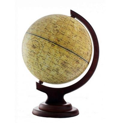 Глобус Луны D=210 (дуга,подставка-дерево)