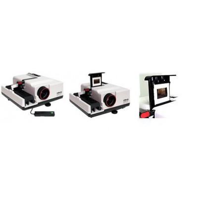 Слайд-проектор Reflecta 2000 AF (автофокус, кабельный пульт, объектив FF 85мм, микролифт)