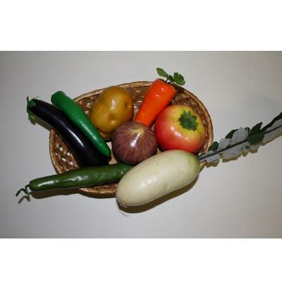 Муляжи Корзина овощей