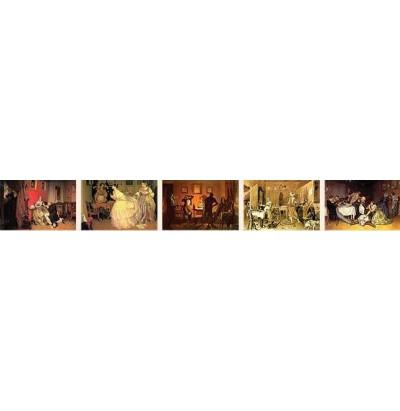 Слайд-альбом Павел Федотов (20шт)