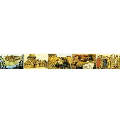 Слайд-альбом Славянские образы с древности до наших дней (20шт)
