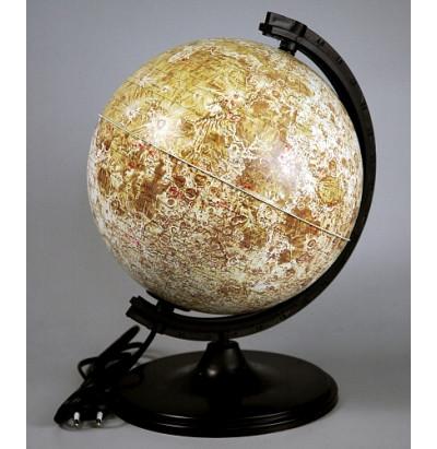 Глобус Луны D=320 с подсветкой