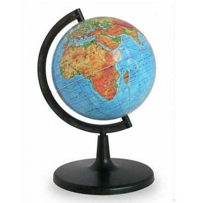 Глобус Земли физический. D=150