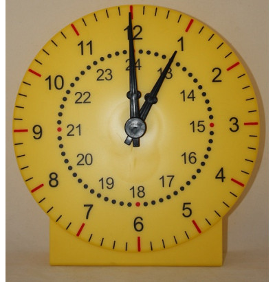 Модель часов дем.